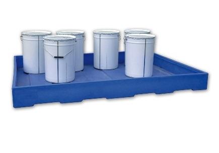 Rétention polyéthylène