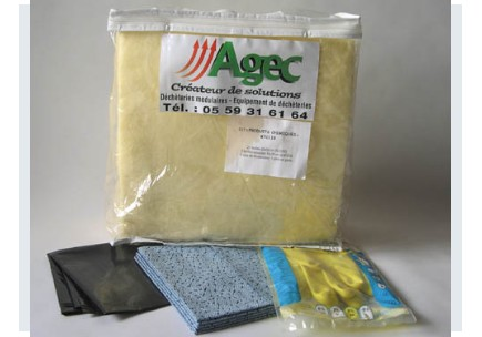 Absorbants & Kits anti-pollution