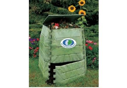 Composteur en plastique recyclé