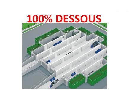 Quais de déchèteries & Recycleries