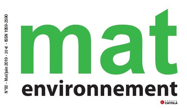 MAT ENVIRONNEMENT N92