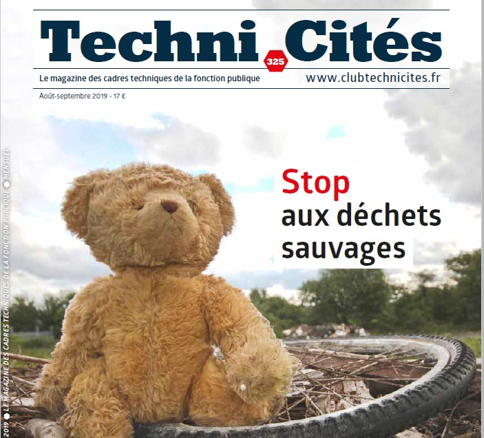 STOP DECHETS SAUVAGES